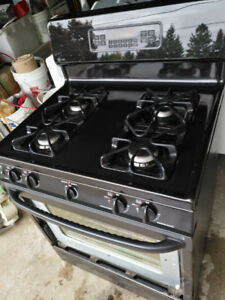 TH E GE GAS STOVE