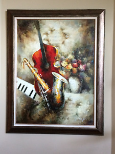 MOVING SALE - VARIOUS FRAMED PAINTINGS/PRINTS FOR SALE