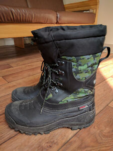 Bottes d'hiver taille 11 Thinsulate