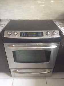 GE Profile Stainless Steel Stove/Oven/Range