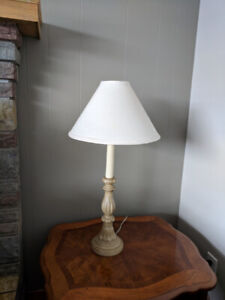 Pair of lamps from the Algonquin Hotel