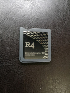 Nintendo DS R4 Card - Download and play unlimited DS Games!!