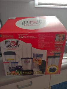 MAGIC BULLET 26 piece Set Brand New in Box $120.00 OBO