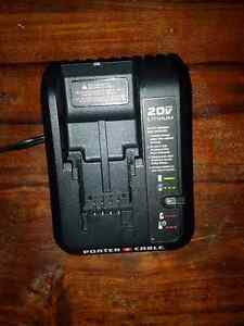 Porter Cable 20v Battery Charger PCC691L New Windsor Region Ontario image 1