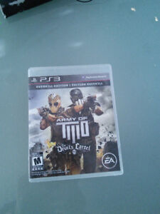 Army of two PS3 game