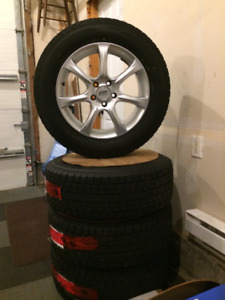 Price Reduced, Winter tires and Wheels