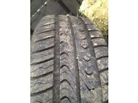 Corsa Used (like new) tyre