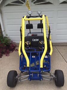 2007 Carter Trail Runner Go Cart Windsor Region Ontario image 3