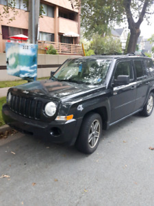 2009 Jeep Patriot for sale As Is.