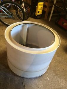 Fire Pit Dryer Drum