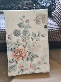 Next Floral Canvas Panels
