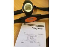 Health and fitness watch