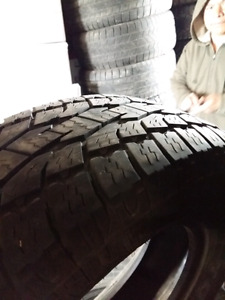 265/70/R17 TOYO OPEN COUNTRY ALL TERRAIN TIRES