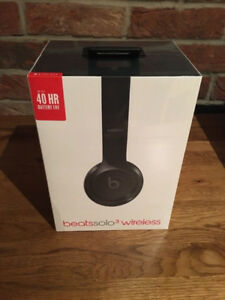 Dre Beats Solo 3 Wireless ***BRAND NEW IN BOX***
