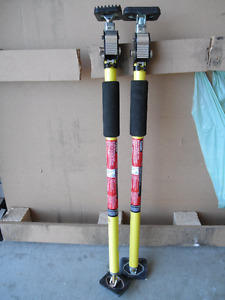 SUPPORT RODS BY TASK, TELESCOPING