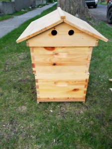 Automatic Flow Bee Hive