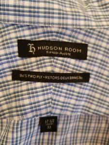 Men's Dress Shirts Like New