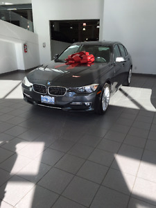 2015 BMW 3-Series 320i xDrive Luxury Line Package Sport seats