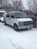 WHY RENT OR PAY DEPOSIT MAN WITH A VAN INTOWN OUTA TOWN CHEAP