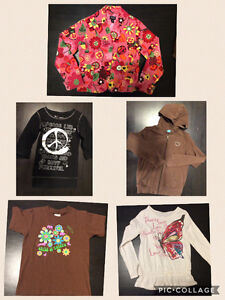 LOt of Girls Clothes, Size 7/8