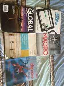 Niagara college business admin books