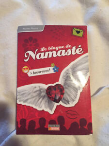 Le blogue de Namasté - Amoureuse