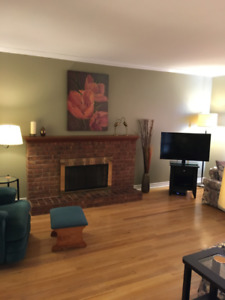 A room in 3 bedroom main floor apartment near MUN and CNA