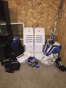 Great Quality Goalie Gear, Calgary Alberta