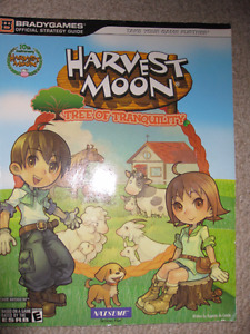 Harvest Moon: Tree of Tranquility Guide
