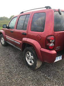 2006 Jeep Liberty Turbo Diesel