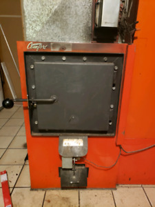 Wanted valley comfort wood furnace MP80