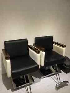 Salon styling chairs with sink Kitchener / Waterloo Kitchener Area image 5