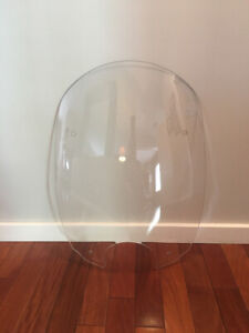 Indian scout 21 inch factory windshield.
