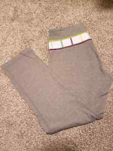 Various Lululemon Pants and Crops
