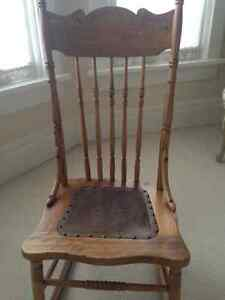 Rocking Chair Pine Buy Or Sell Chairs Amp Recliners In