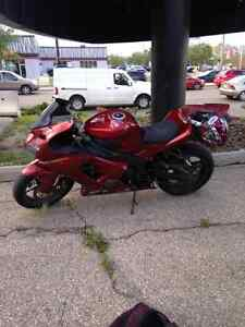 05 ZX6R for sale