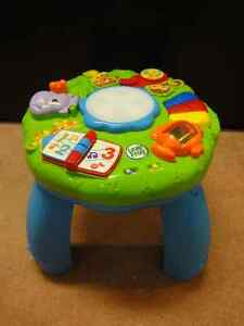 Leap Frog Animal Adventure Activity Table