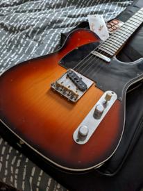 Fender Jason Isbell Roadworn Telecaster Custom