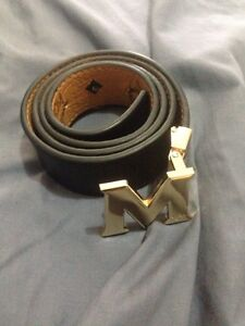 *Authentic* McM Belt