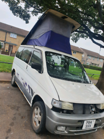 mazda bongo 2.5 diesel runs needs welding comes with new rear arches