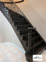 CONTEMPORARY STAIR STYLE AND COLOR?