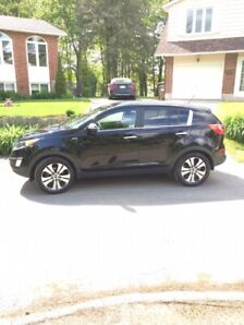 SPORTAGE 2012 AWD EX Luxe TOIT PANORAMIQUE, CUIR