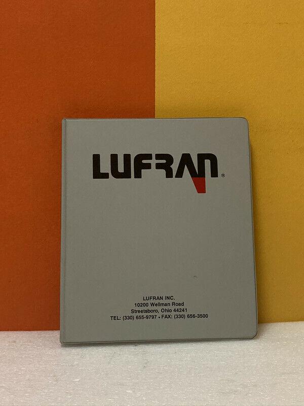 LuFran EZ-CQDRV-528P-P Operation Manual
