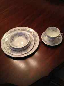Royal Albert Bone China--Silver Birch