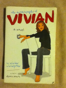 The Autobiography of VIVIAN  -- GREAT CONDITION!!