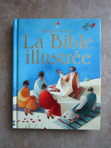 Brand New Usborne french illustrated bible