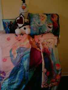 Frozen Bedding and More