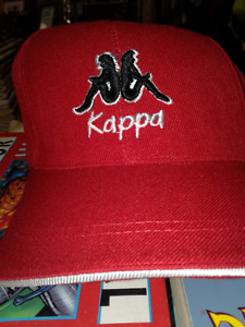 Vintage Kappa Snapback hat cap-surplus old stock