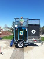 Now Booking  DUNK TANK RENTALS for 2019!