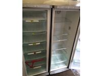 Matching fridge & freezer (Bosch)